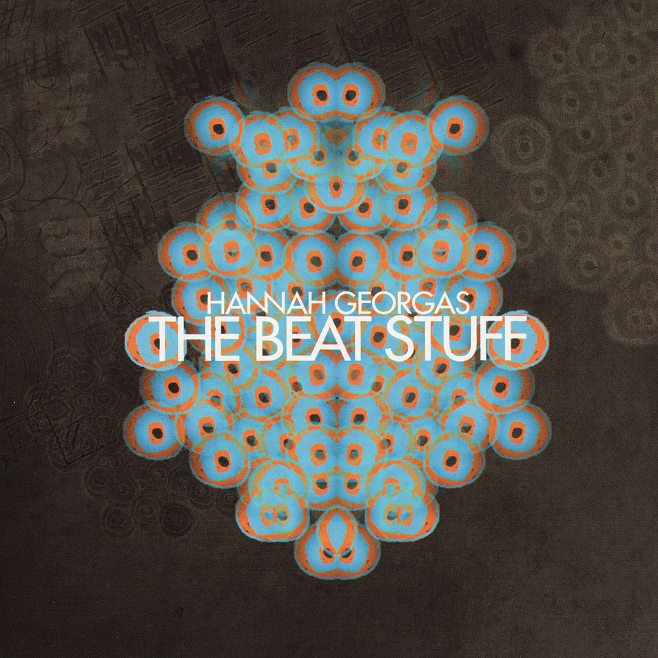 Album cover for Hannah Georgas, The Beat Stuff