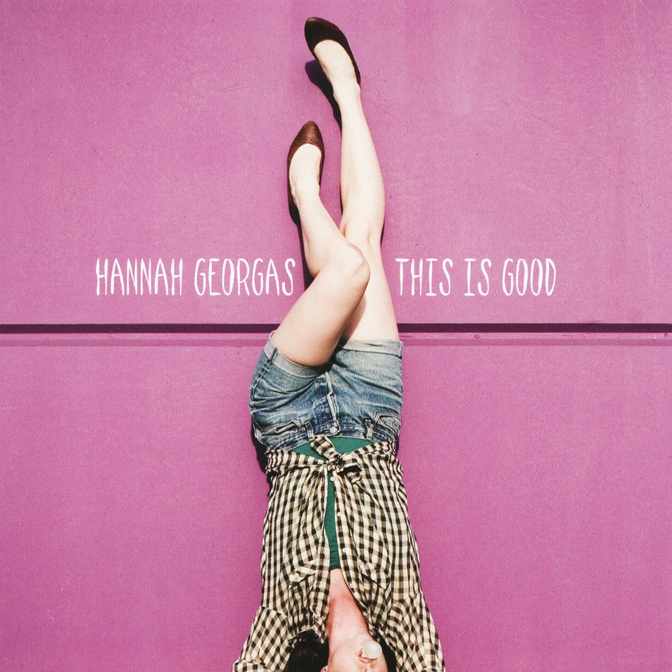 Album cover for Hannah Georgas, This Is Good